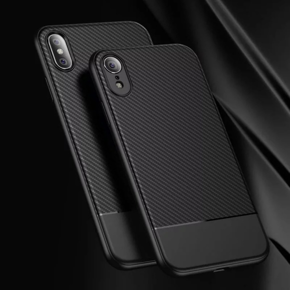 finest selection 0766b f0918 Luxury Carbon Fiber Case for iPhone XS MAX Boutique